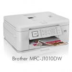 Brother выпускает МФУ DCP-J1140DW, DCP-J1050DW и MFC-J1010DW для домашнего офиса с увеличенной скоростью печати
