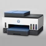 HP выпускает МФУ Smart Tank 7005, 7305, 7605 со встроенной системой непрерывной подачи чернил