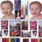 Чернила InStar C45 – тест качества печати