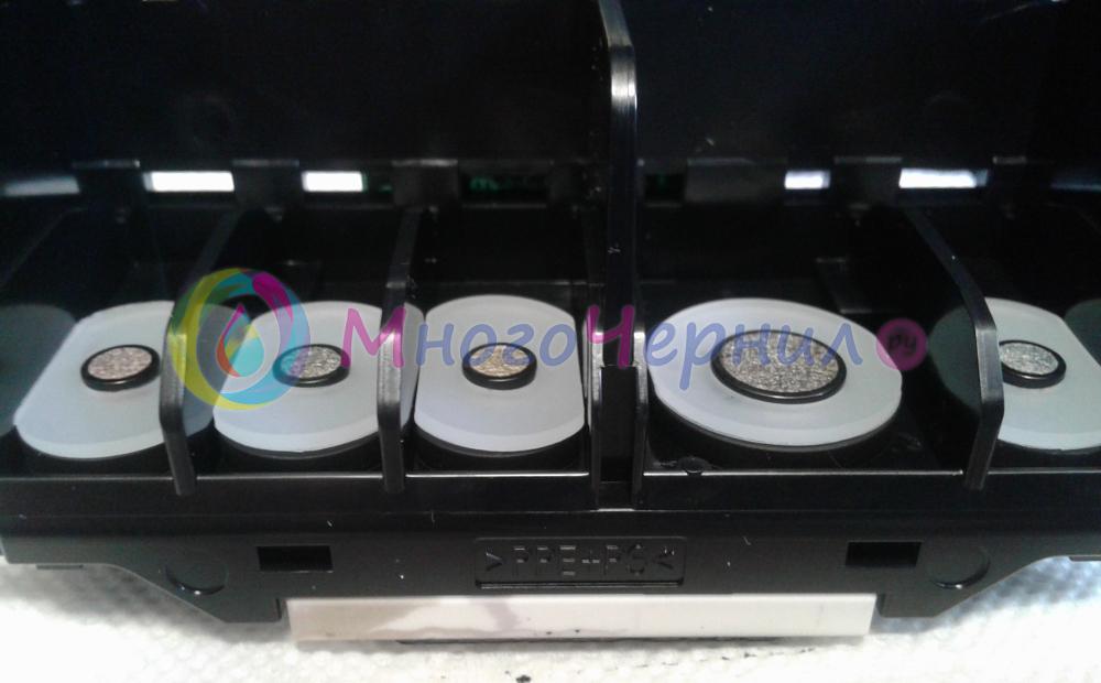 Силиконовые кольца-прокладки на Canon iP7240, MG5640 и др.