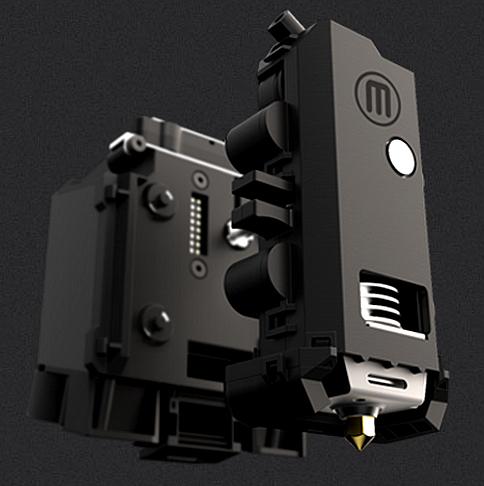 Новый экструдер MakerBot