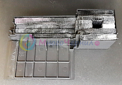 """Памперс"" принтеров Epson XP-313, XP-103, XP-303, XP-413, XP-207, XP-203, XP-400, XP-406, XP-306, XP-33, XP-403"