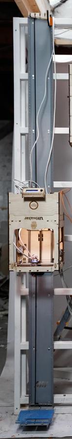 Устройство Z-Unlimited для 3D-принтеров