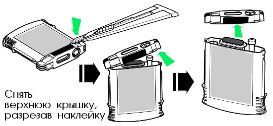 Заправка картриджа  HP 940, 10, 11, 88, 72, 70
