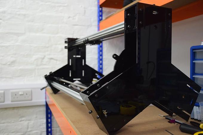 Рама 3Д-принтера NFIRE
