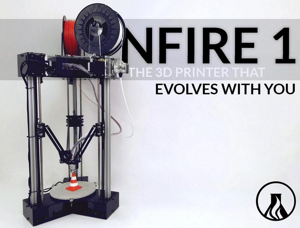 3D-принтер NFIRE 1