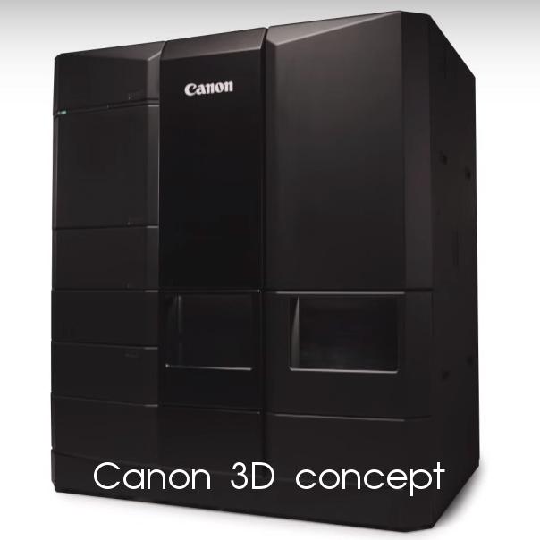 3D-принтер Сanon