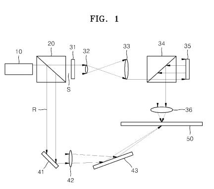 Патент Samsung на голографическую 3D-печать