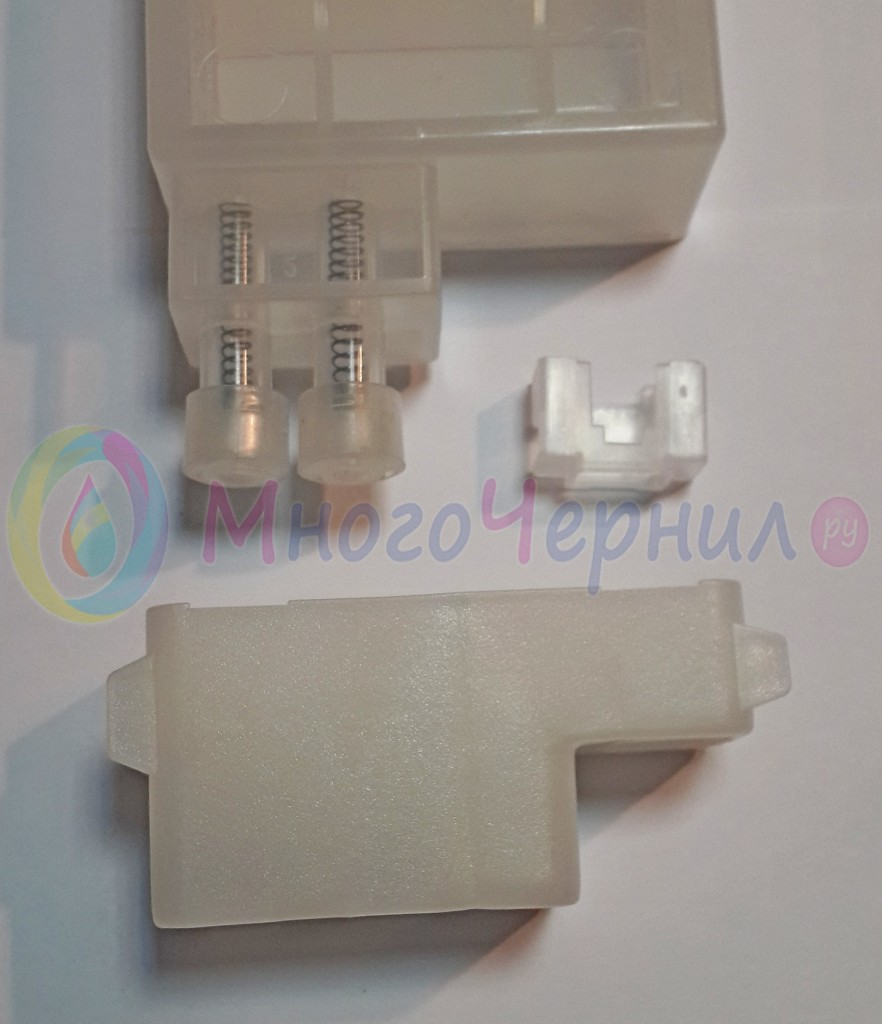 установка чипа на ПЗК IPF-102 W6400
