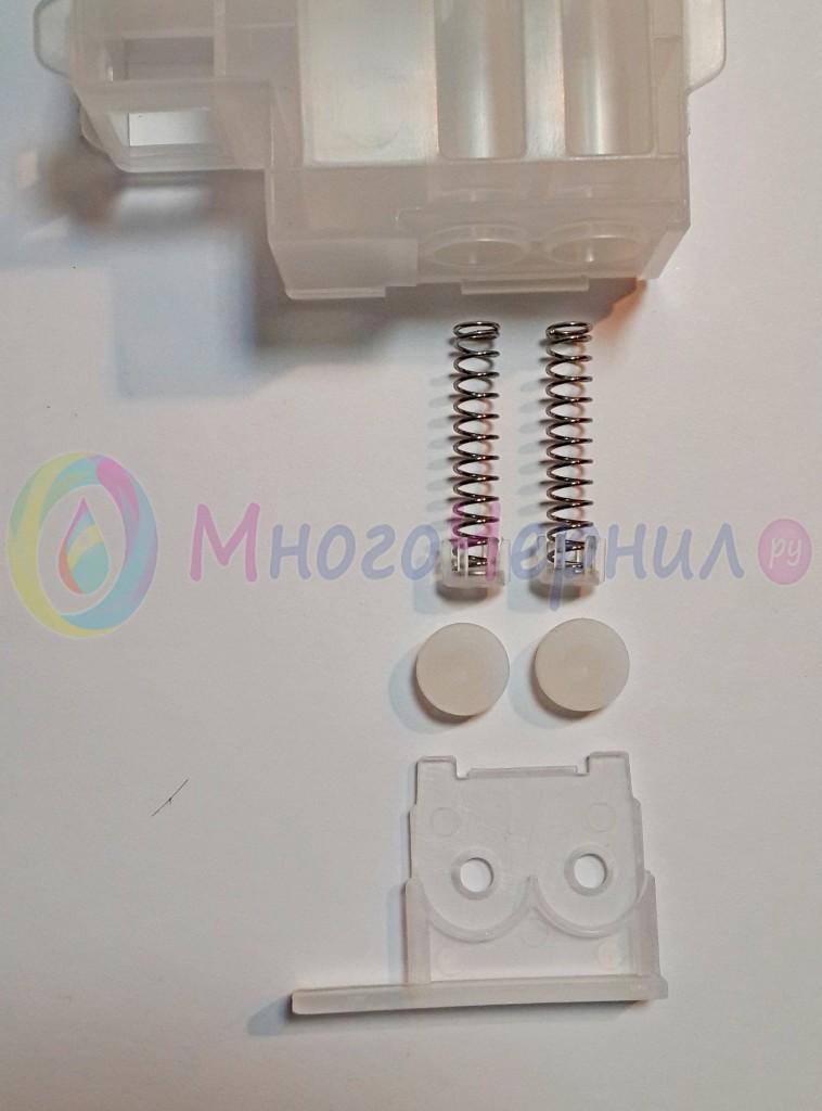 клапаны ПЗК PFI-102