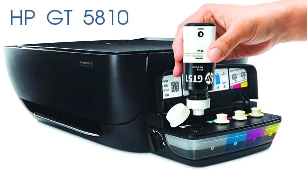 HP GT 5810