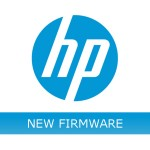 HP: новая прошивка (firmware)