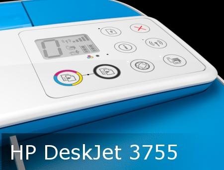 Дисплей HP 3755