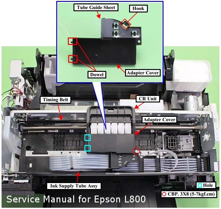 Инструкция Epson L800 На Русском