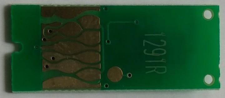 Чип для картриджа Epson T1291