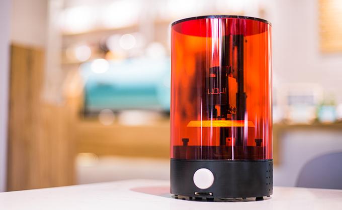 SLA 3D-принтер SparkMaker