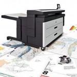 Вышли принтеры HP PageWide XL 5100 и 6000