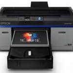 Принтер для футболок Epson SureColor F2100 (вид спереди)