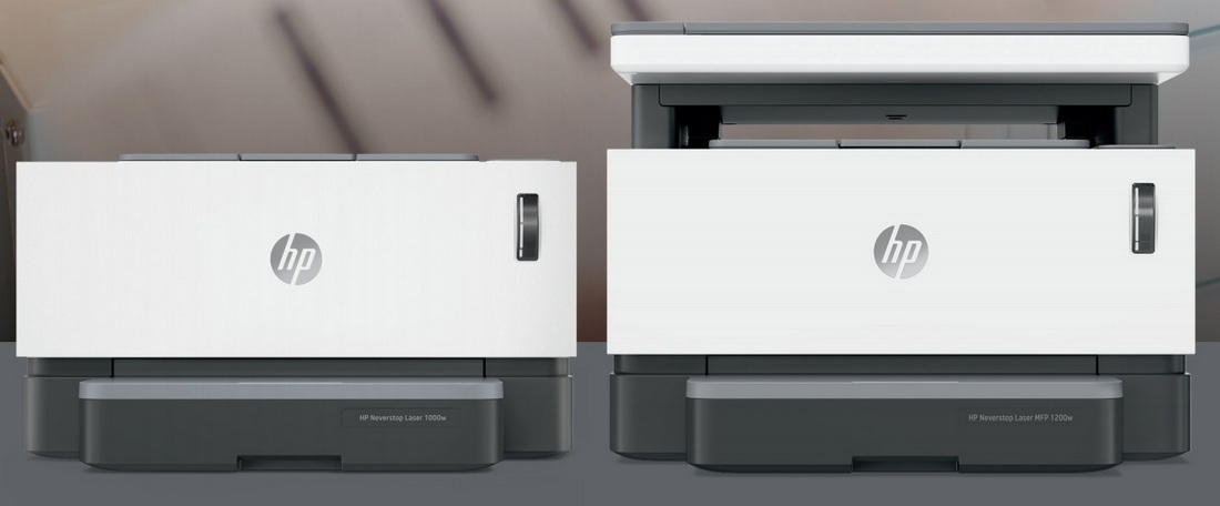 HP Neverstop 1000 и 1200