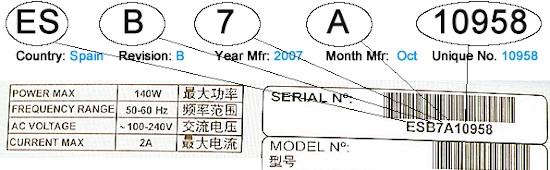 Как узнать дату производства старого принтера HP