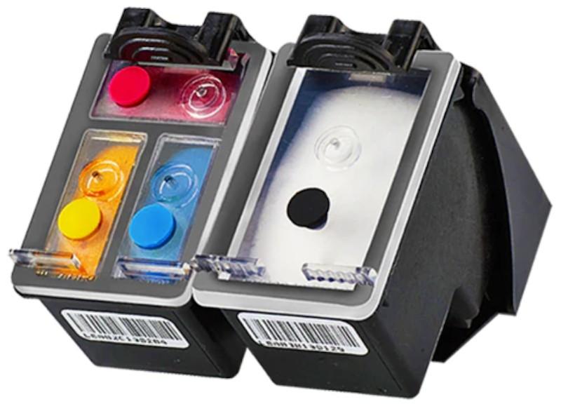 ПЗК для простых 2-картриджных принтеров