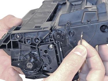 Заправка картриджа HP 51A/Q7551A
