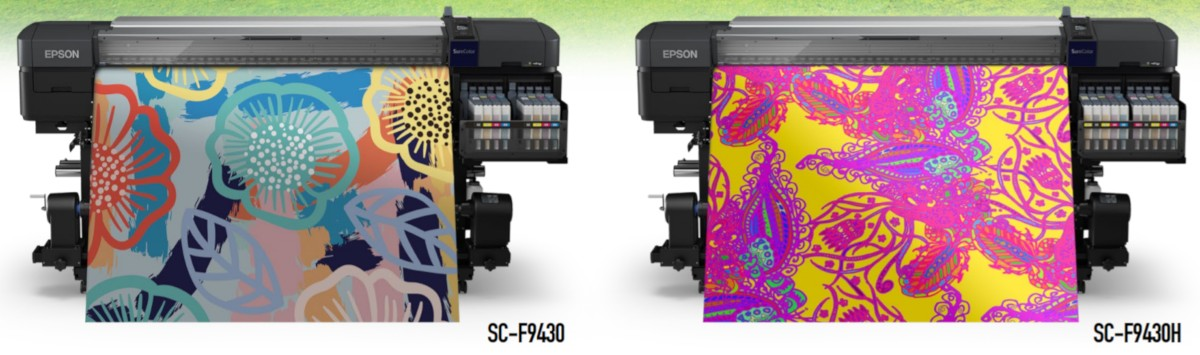 Epson SC-F9430 и SC-F9430H