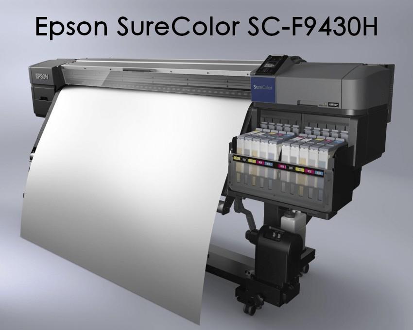 Epson SureColor SC-F9430H Fluorescent