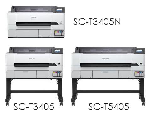 Epson Surecolor SC-T3405, T3405N, SC-T5405