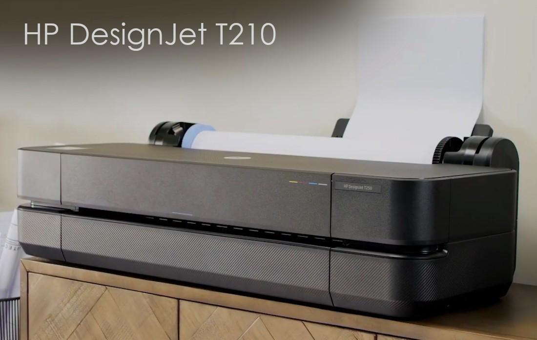 "HP DesignJet T210 24"""