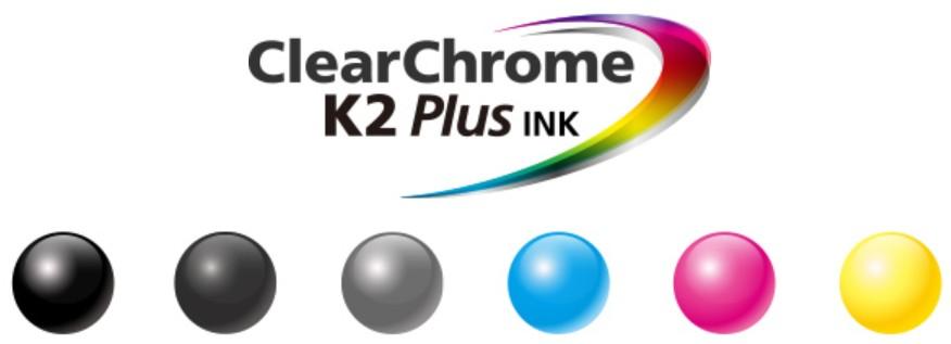 Чернила Epson Clearchrome K2 Plus Ink