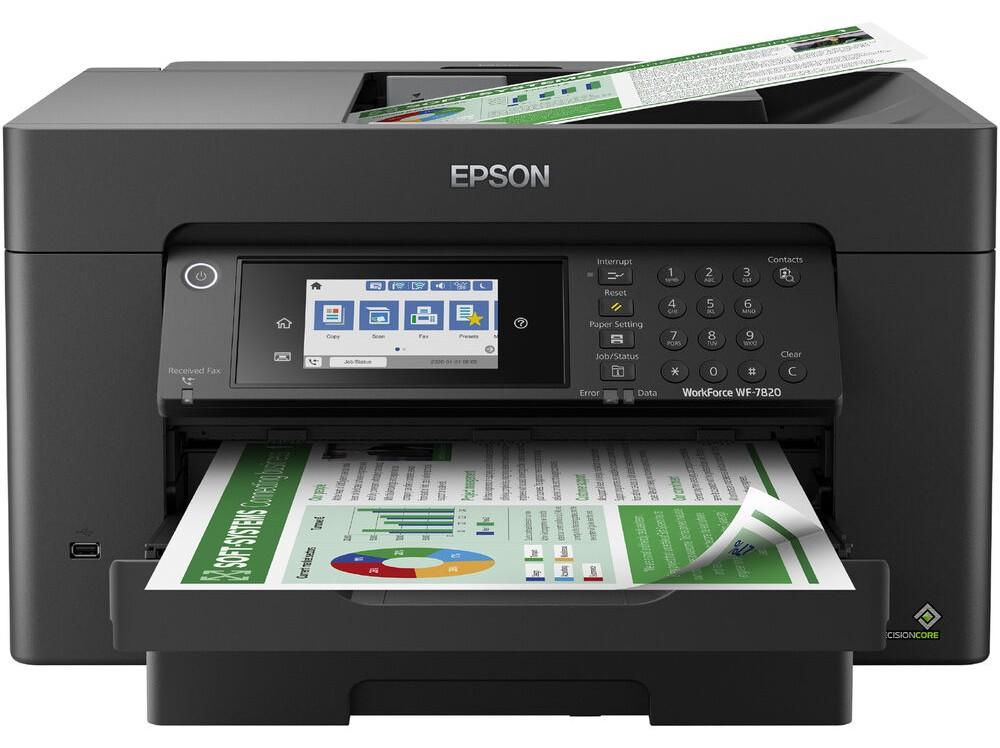Epson WorkForce WF-7820