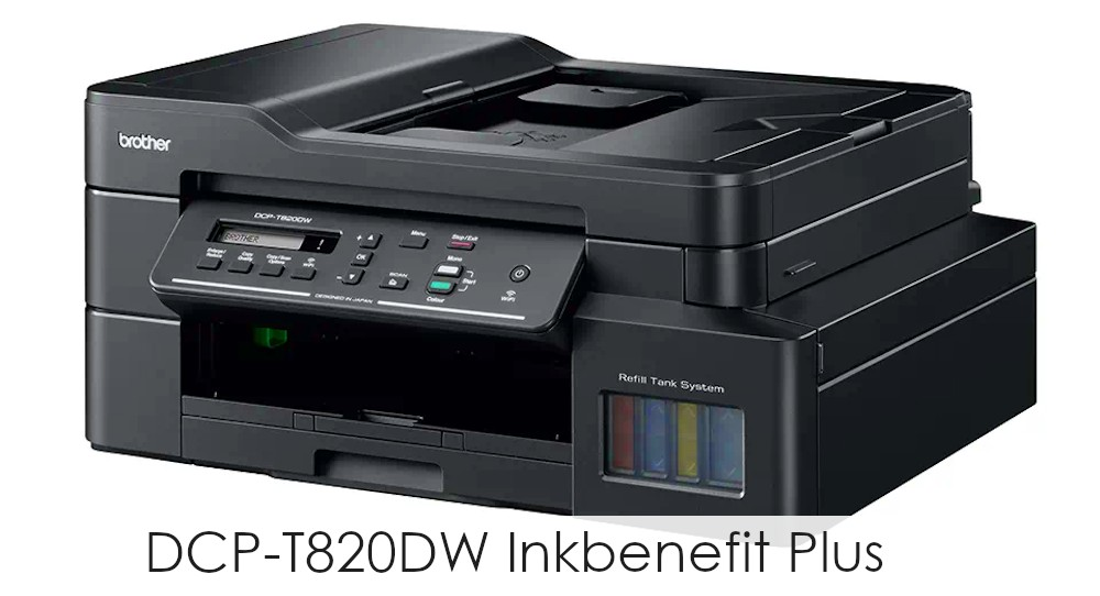 Brother DCP-T820DW Inkbenefit Plus