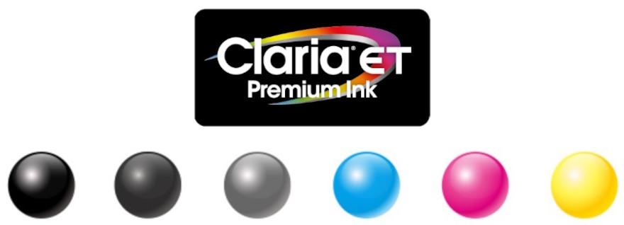 Чернила Claria ET Premium Ink