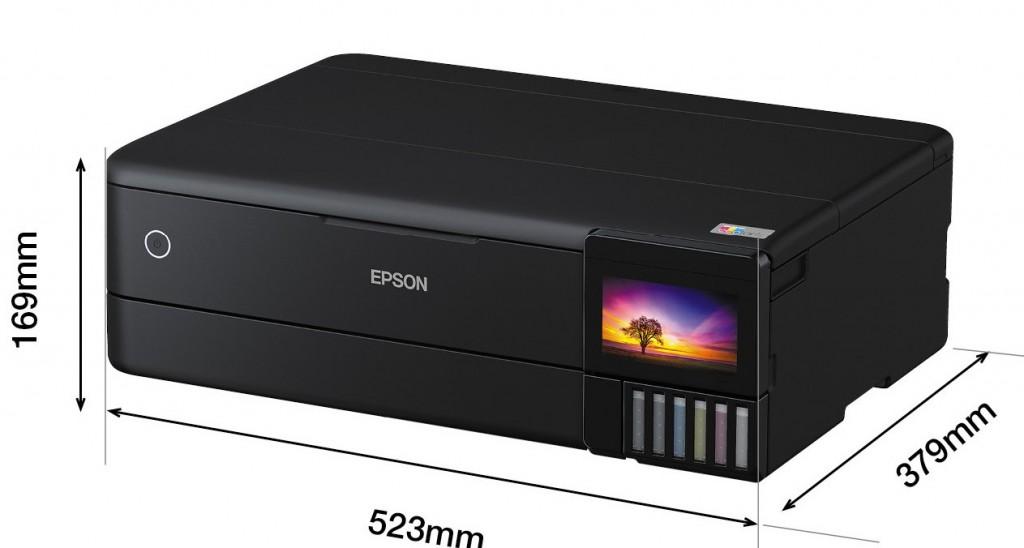 Размеры Epson ET-8550
