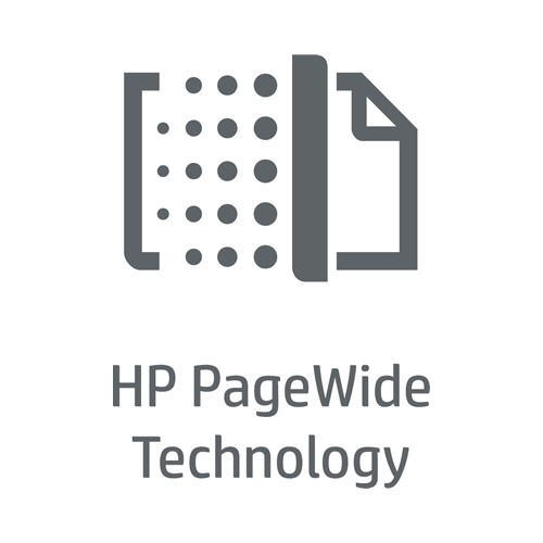 Логотип HP PageWide Technology